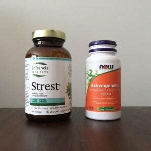 stress relief, nervous system help, adaptogens, nutrition, ashwagandha