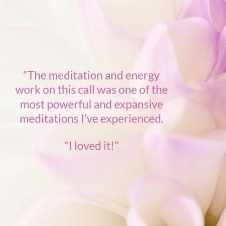 healer testimonial, energy healing review, online meditation, jen wozny testimonials