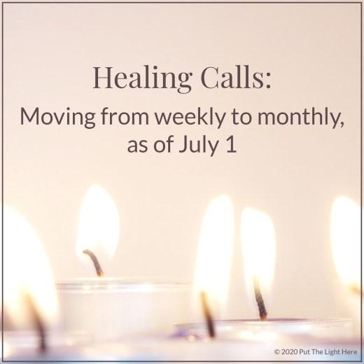 wellness call, group healing, group meditation, healing calls, affordable energy healing