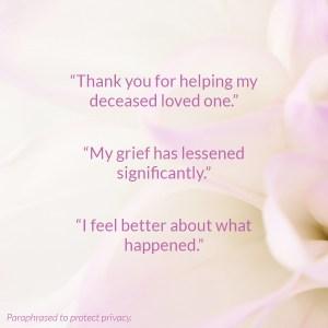 psychic healing, psychic healer, healing grief, healing loss, psychic medium ontario