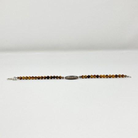 yoga jewelry, yoga bracelet, yoga crystals, tigers eye bracelet