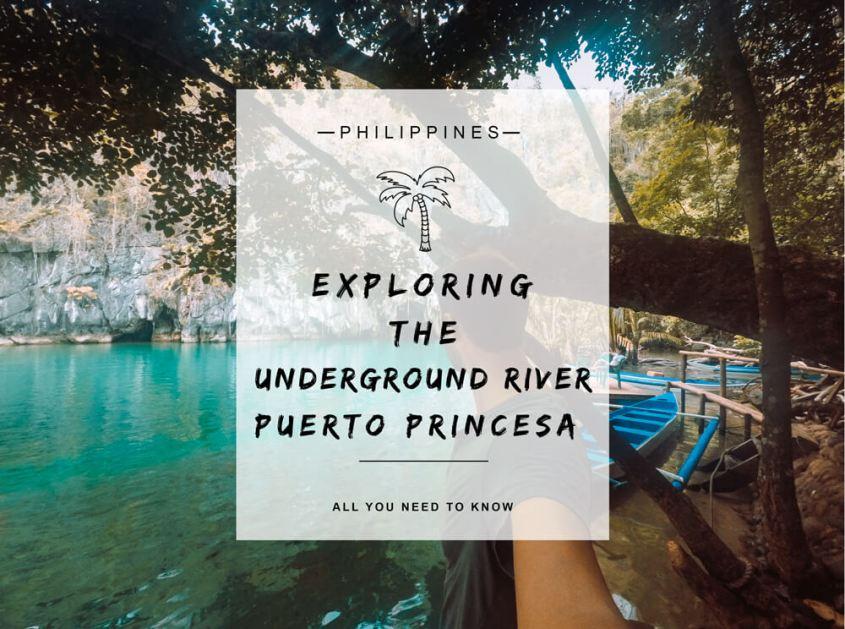 Underground River Header Image