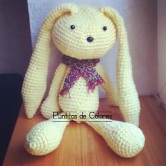muñeco tejido a ganchillo crochet