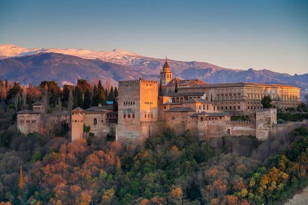 Alhambra u Granadi