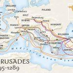 crusader-war-map