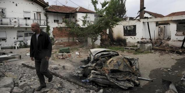 Kumanovo nakon sukoba