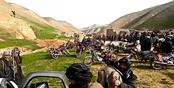 Grupisanje talibana pred napad u Uruzgan distriktu
