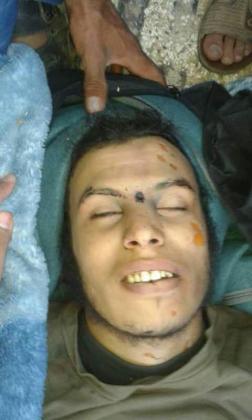 Ubijeni borac Ahraruš-Šama