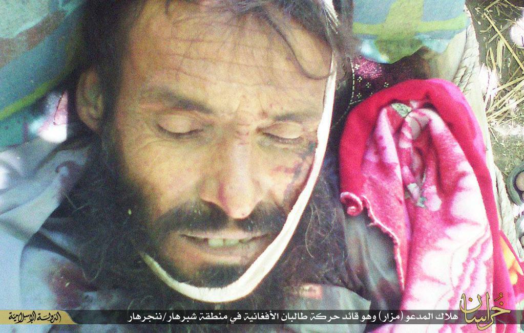 Talibanski komandant ubijen od strane IDIŠ-a