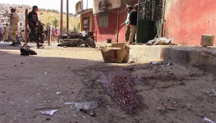 Neposredno nakon IDIŠ-ovog napada na Šerijatski sud Nusre u Salkinu
