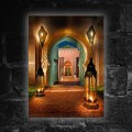 islam pv art wall