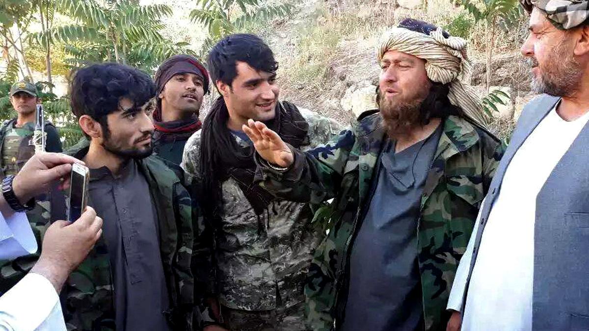 IDIŠ, Afganistan