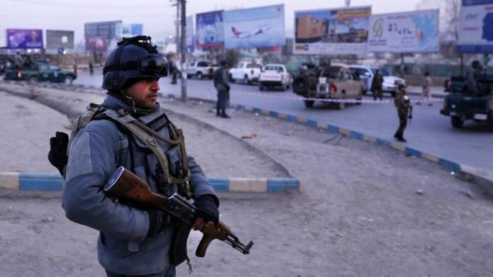 Napad talibana