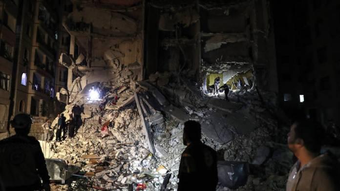 Idlib eksplozija