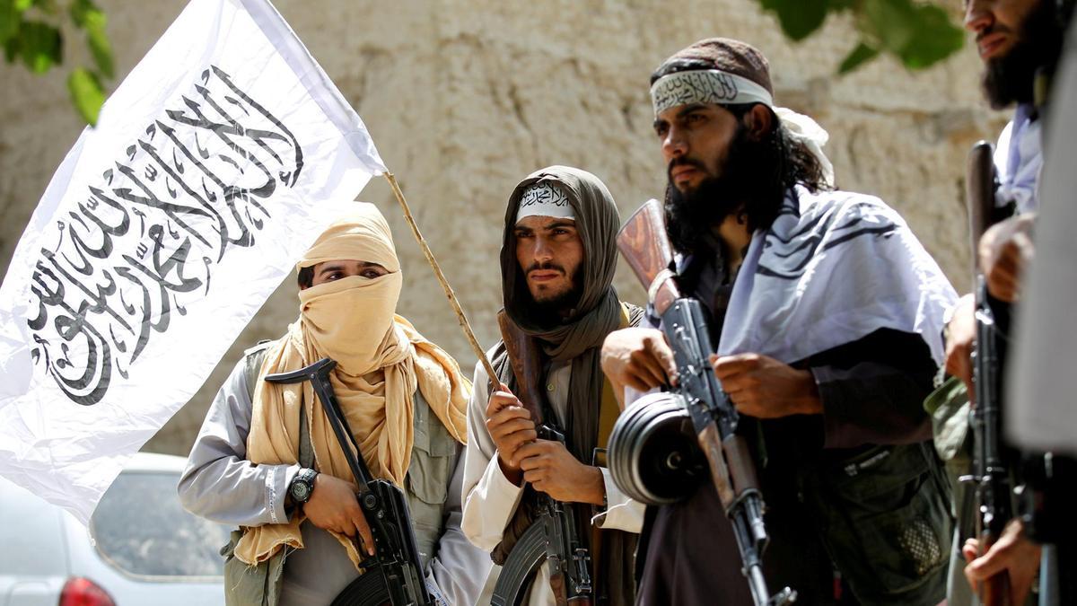 Afganistan, talibani. Šerijat