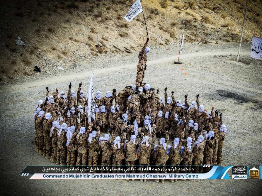 Talibani, Islamski Emirat Afganistana