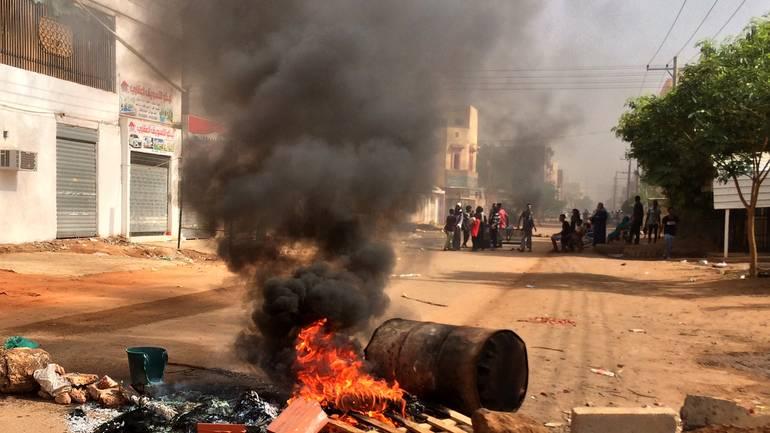Demonstracije u Sudanu
