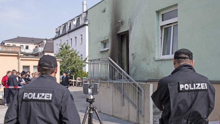 Džamije u Njemačkoj su česta meta napadaIlustracija