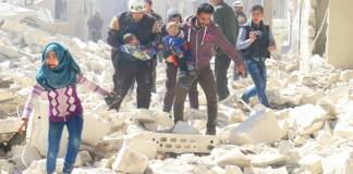 Šijitski režim u Damasku je prije tri mjeseca počeo napade na Idlib, enklavu u sjeverozapadnoj Siriji, posljednje pobunjeničko uporište (Reuters - Arhiva)