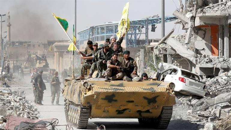 Sirija, Kurdi