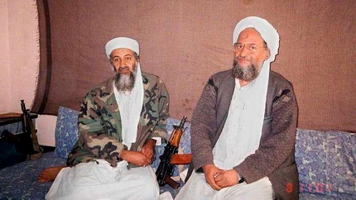 Ayman al-Zawahiri i Osama bin Laden