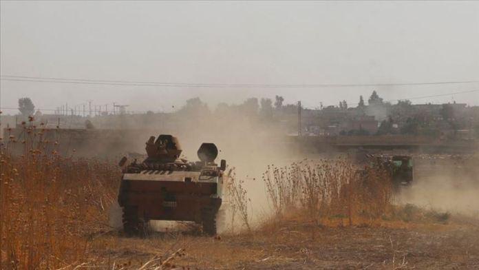 Turska ofanziva u Siriji