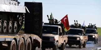 Turske i sirijske pobunjeničke snage