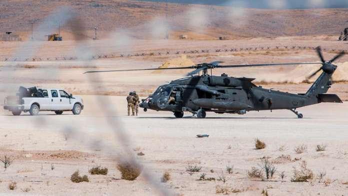 Ameri;ka vojska u Siriji