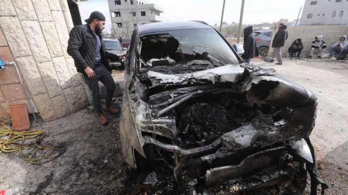 Jevrejski doseljenici uništili imovinu Palestinaca