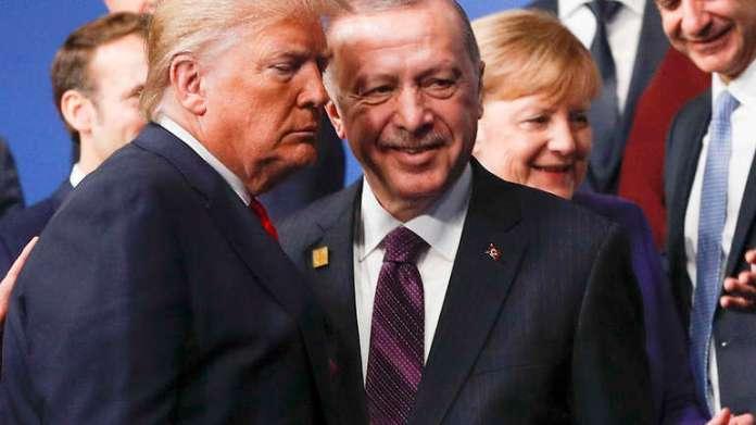 Erdogan i Trump