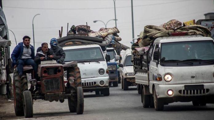 Novi val sirijskih izbjeglica