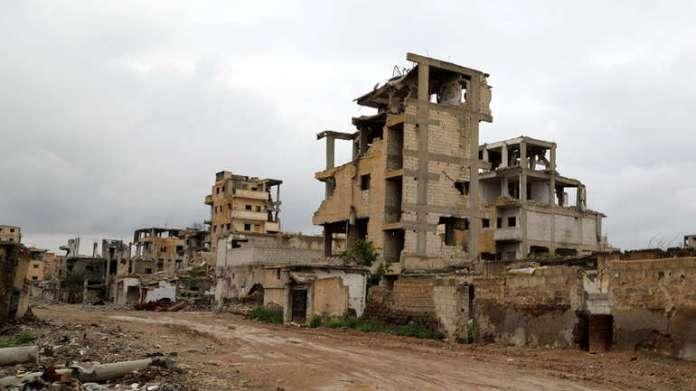 Rakka, Sirija