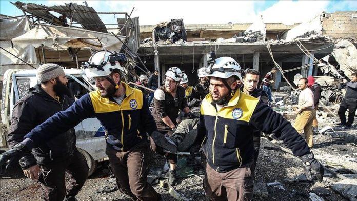 Napad na Idlib