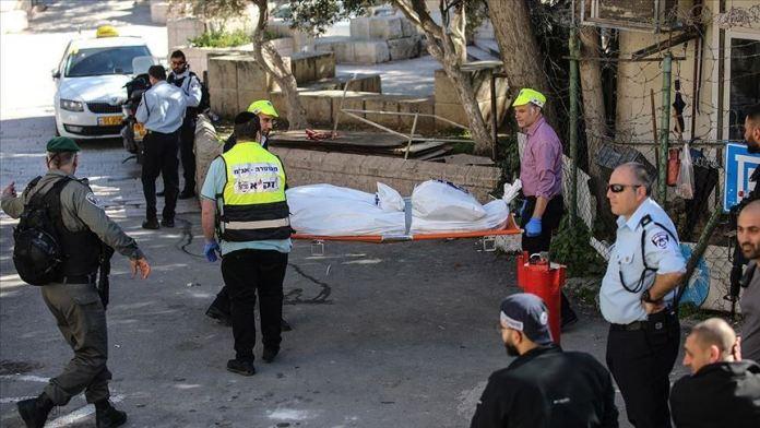 Ubijen Palestinac