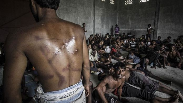 Zločin nad Rohingama