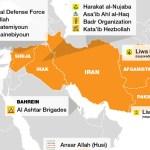 Iransko finansiranje šijitskih grupa