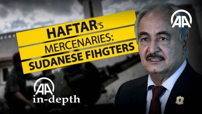 Halifa Haftar - placenici