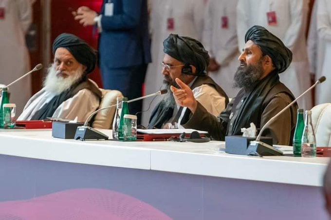 talibani pregovori
