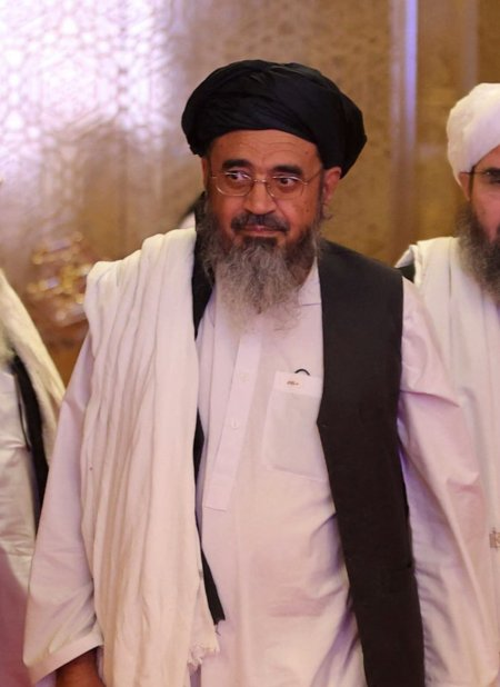 Ministar pravde: Mevlevi Abdulhakim Shari (Hakkani)