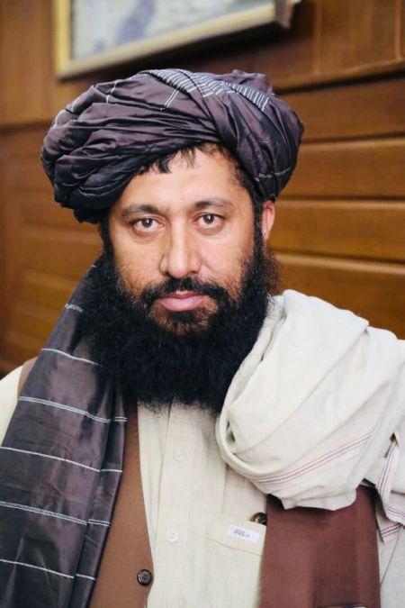 Hadži Muhammed Idris, predsjednik Centralne banke Afganistana
