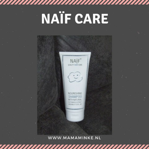 Naïf care bodylotion en shampoo