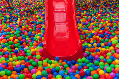 Ballorig Veenendaal; binnenspeelparadijs voor kids