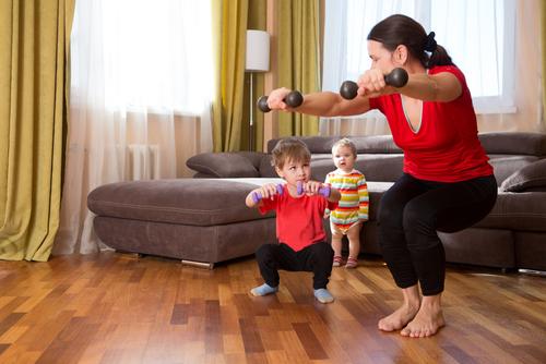 5 home workouts als alternatief voor de sportschool