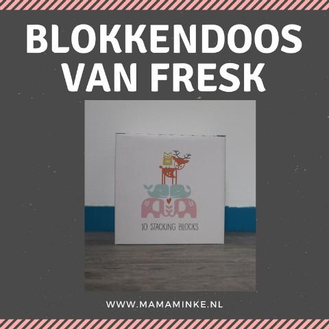 Sinterklaastip #1 blokkendoos van Fresk