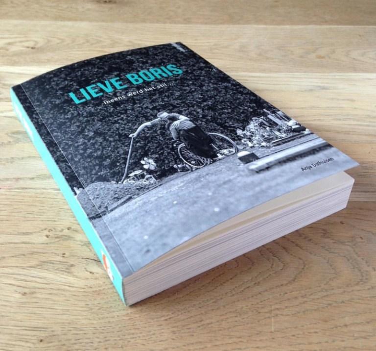 Het allermooist ben jij, lieve Boris – Een boek over een sterrenkindje