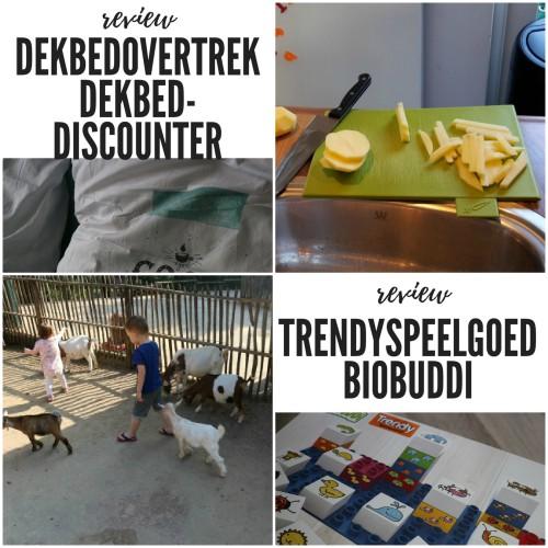 Deze week op mamaminke.nl en een mededeling