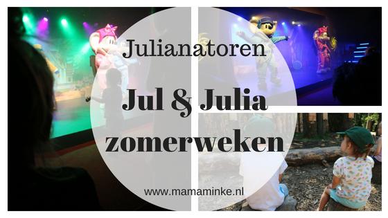 De Jul en Julia zomerweken bij de Julianatoren!