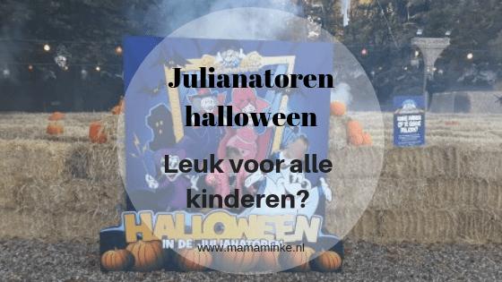 Julianatoren viert halloween, ook leuk voor christelijke kinderen?