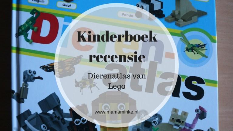 Dierenatlas van Lego voor alle dierenliefhebbers- recensie