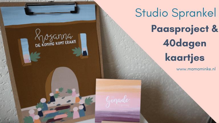 Pasen, geloofsopvoeding met studio sprankel